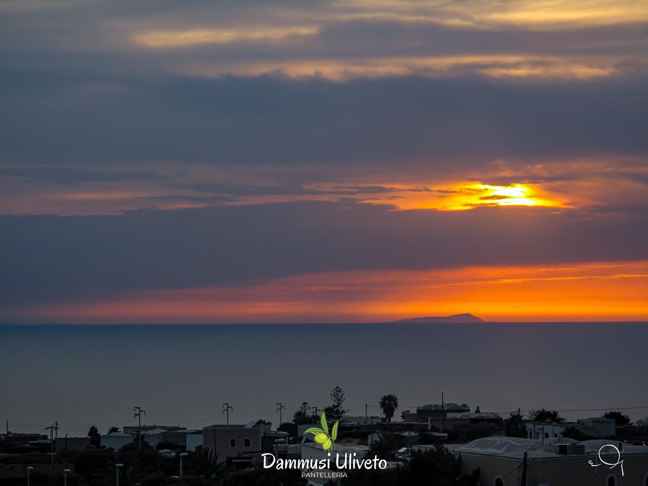 La costa africana vista dai nostri dammusi!