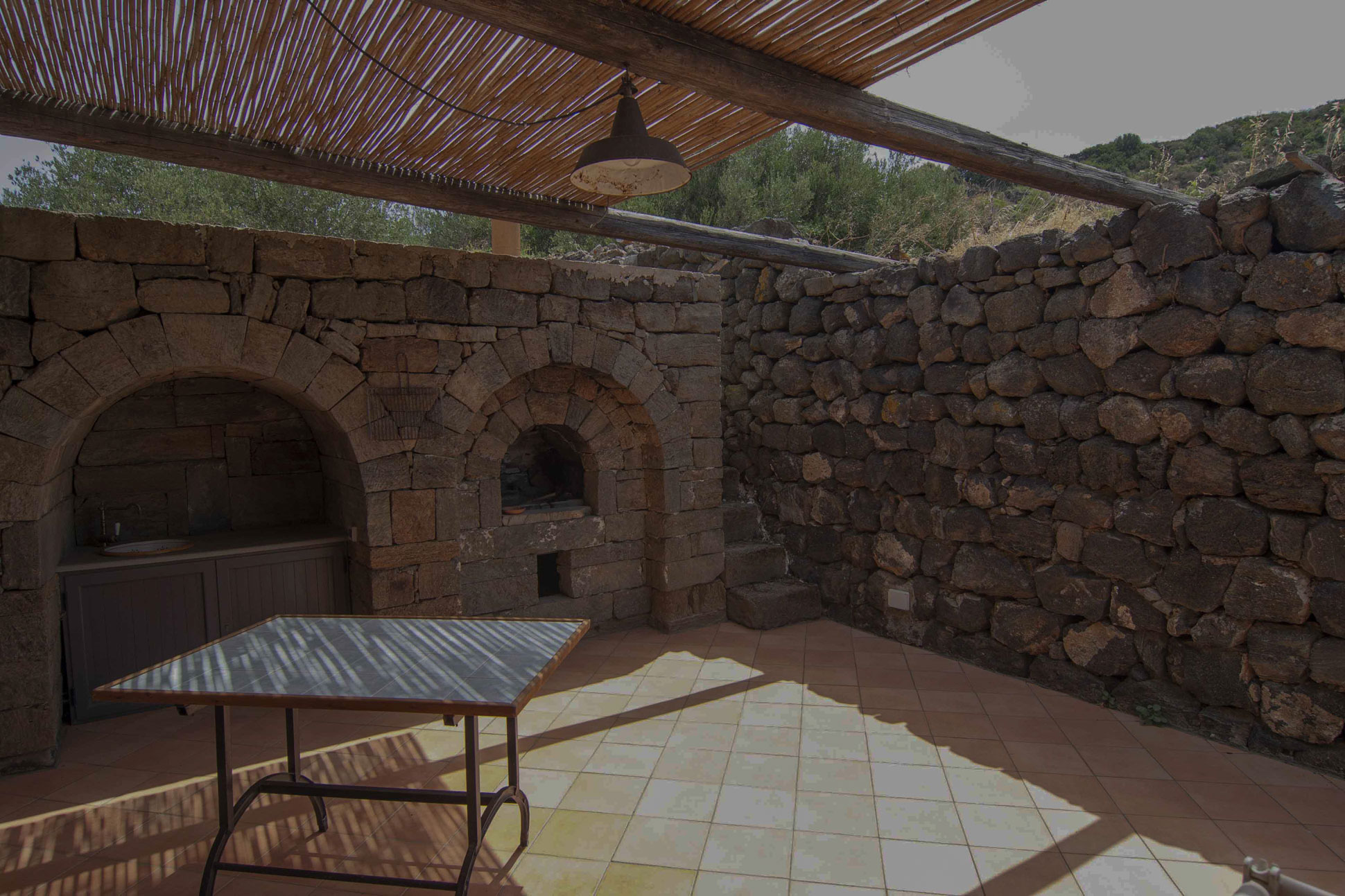 Dammusi-Uliveto-Pantelleria-Dammuso-Volta-Estate